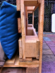 Chair Back Joint