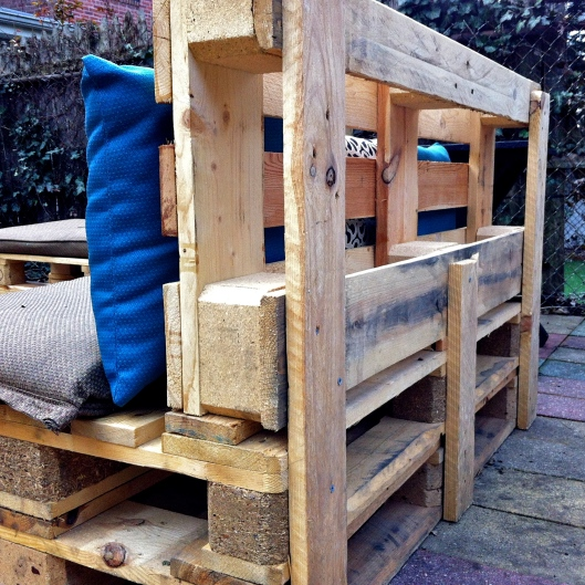 Diy Outdoor Pallet Furniture Reid Pikul