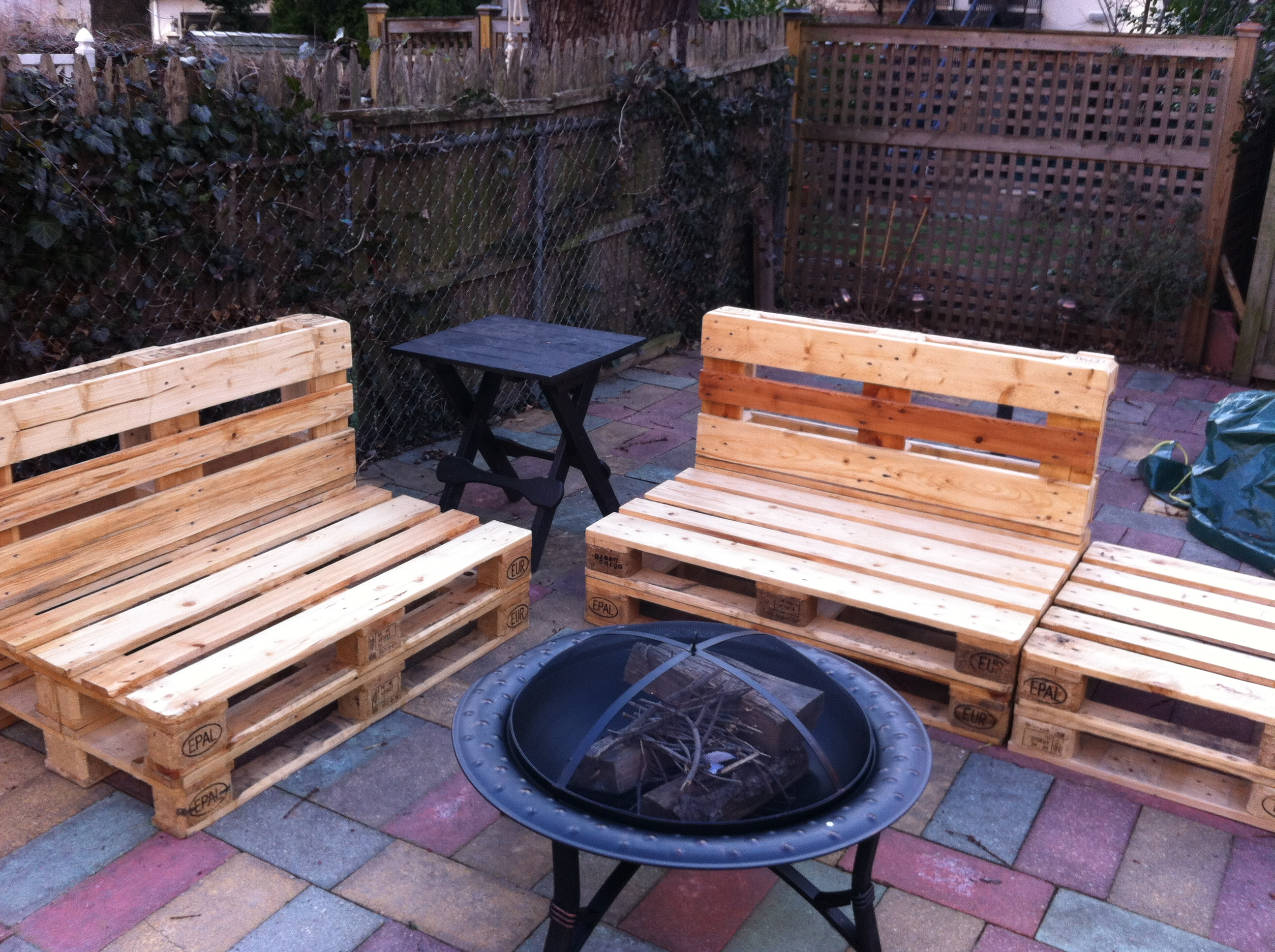 Pdf how to make patio chairs out of pallets diy free plans Chairs made out of wooden pallets