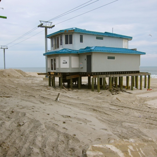 Lifeguard House