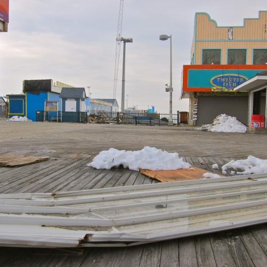 Casino Pier, Southside