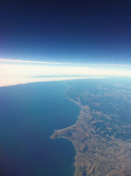 Napa and the Coast of CA