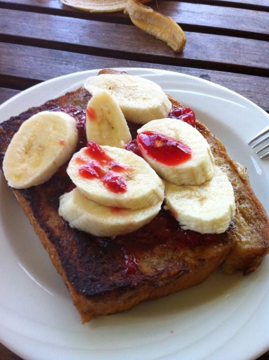 Chopped Kitchen Breakfast