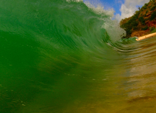 Waimea Shorebreak