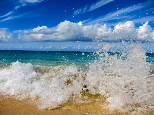 Water vs. Sky