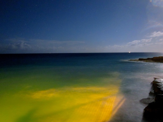 Long Exposure, Cupecoy, St Maarten