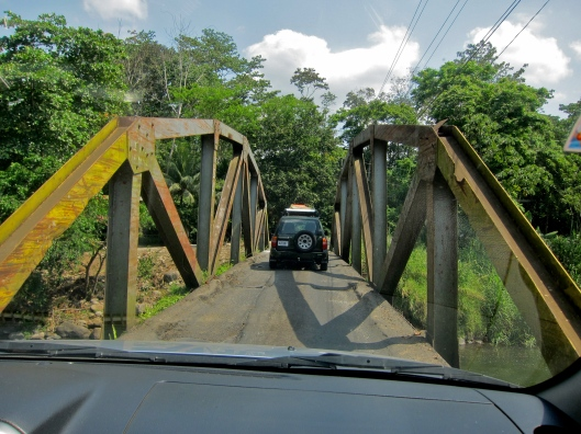 This was a Sturdy Bridge
