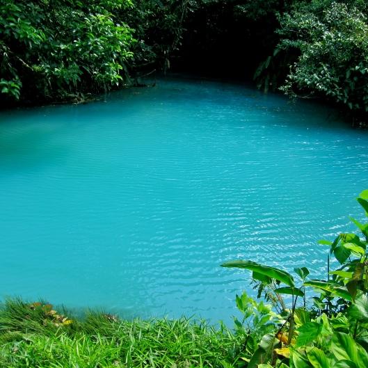 Lago Azul / Rio Celeste