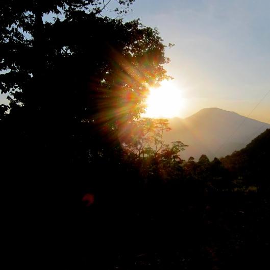 Tenorio and the Sunset