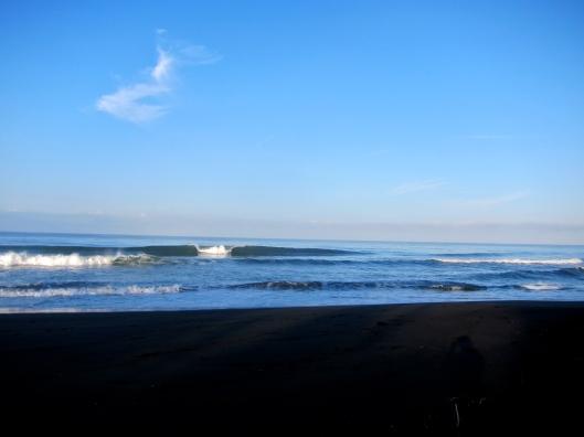 Playa Hermosa, Puntarenas Lineup