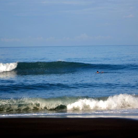 Morning Session, Playa Hermosa