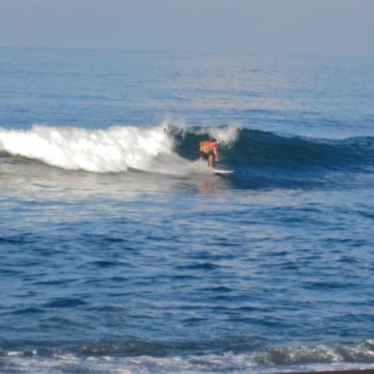 Fun Left, Playa Hermosa