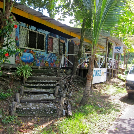 Jungle Cafe, Playa Hermosa