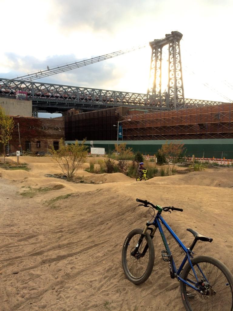 BMW x Brooklyn Bike Park
