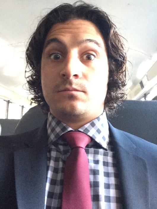 Suit? Tie? Gel?