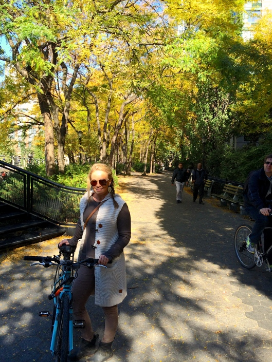 West Side Bike Path