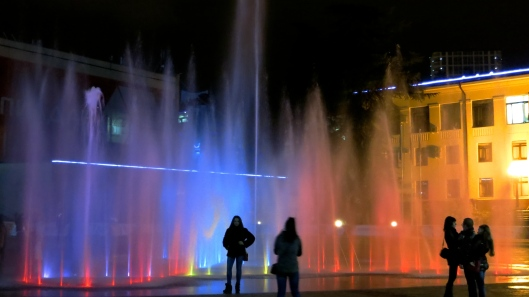 Sochi Fountain