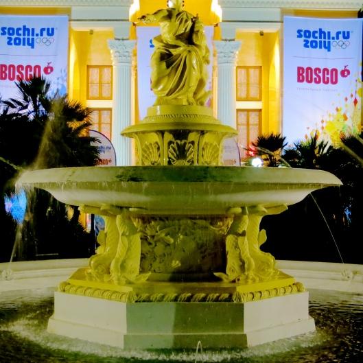 Bosco House, Downtown Sochi