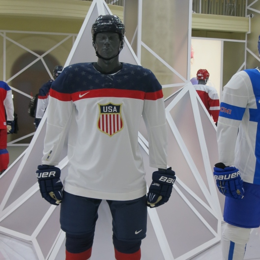Team USA Hockey Uniform