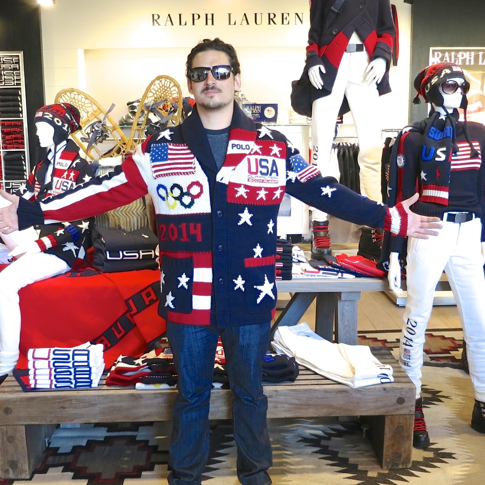Opening Ceremony Ralph Lauren Sweater
