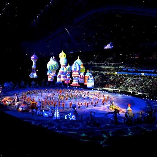 """Opening Ceremony, """"Festivity"""" 3"""
