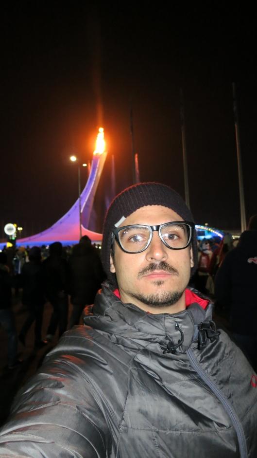 Reid Pikul, Lit Olympic Torch