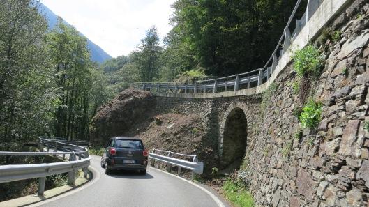 Drive Along SS631 Through Orasso