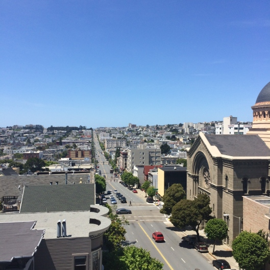 Pac Heights Rooftop
