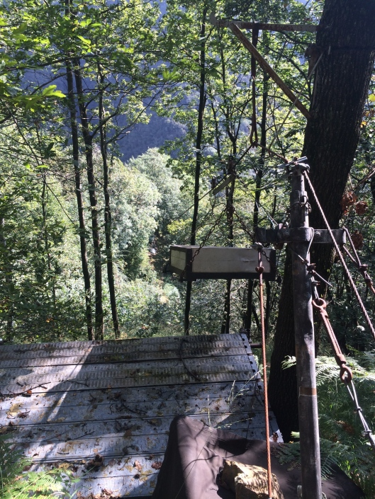 Supply Lift, Falmenta